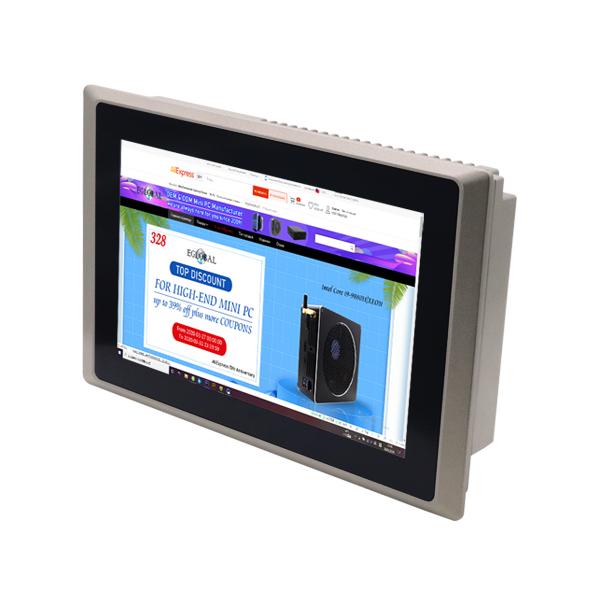多尺寸工业平板电脑EG-1001-J1900